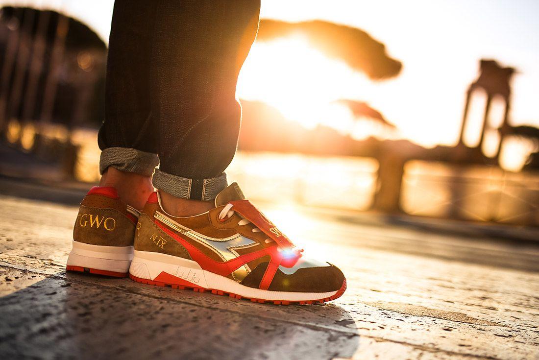 The Good Will Out Diadora Highlight Reel Sneaker Freaker
