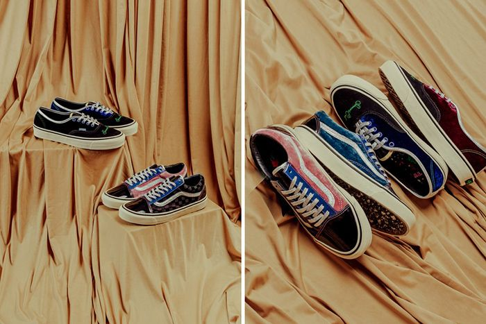 Feature Vans Old Skool Authentic Sinners Club Part Ii Release Date Hero