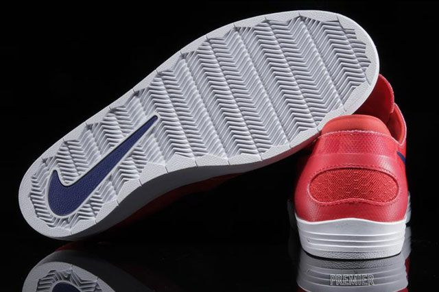 Lunar One Shot World Cup Pack Red Sole