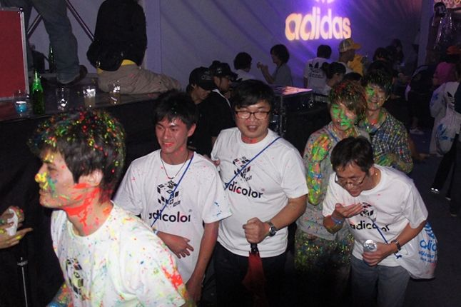 Adicolor Taipei Paint Party 3 1