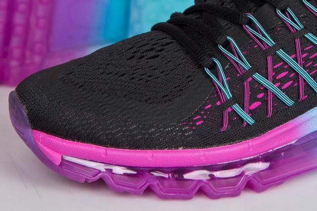 Nike Air Max 2015 Wmns Clearwater Fuschia Flash 2