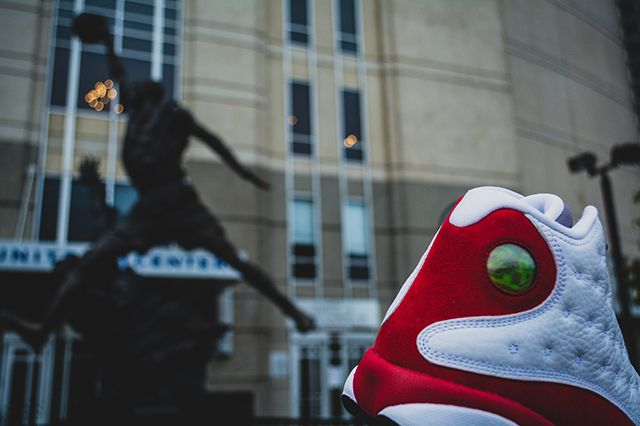 Air Jordan 13 Grey Toe 2