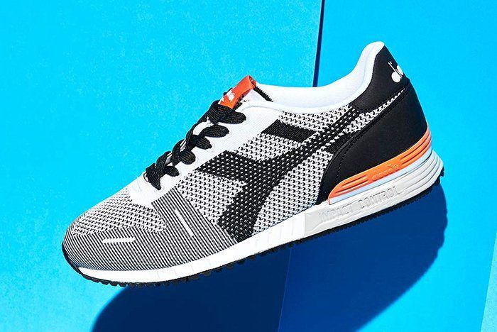 Diadora Weave Collection Spring Summer 2017Titanfeature