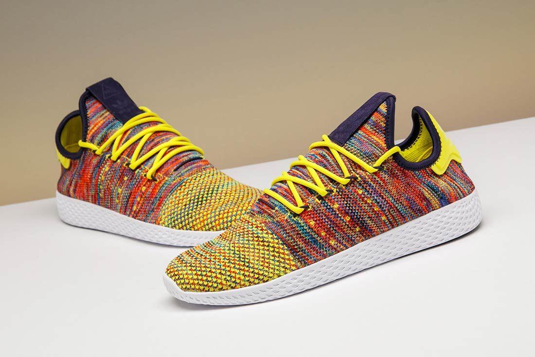 Pharrell Williams X Adidas Tennis Hu 3