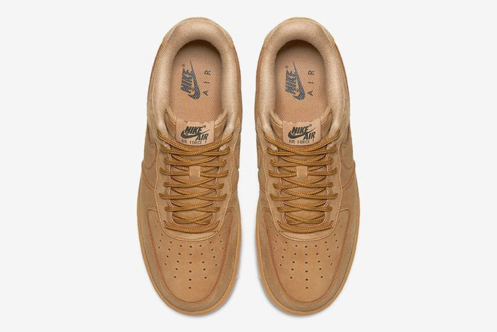 Nike Air Force 1 Low Flax Wheat Brown 3