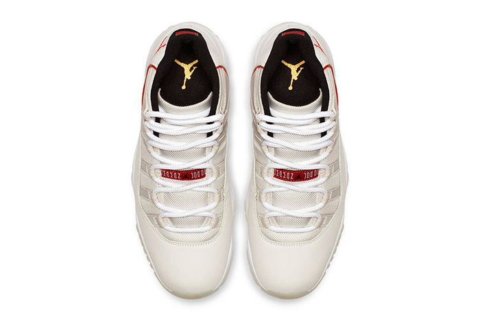 Air Jordan 11 Platinum Tint 2
