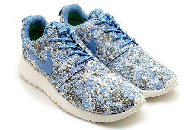 Nike Roshe Run Camo 1 1