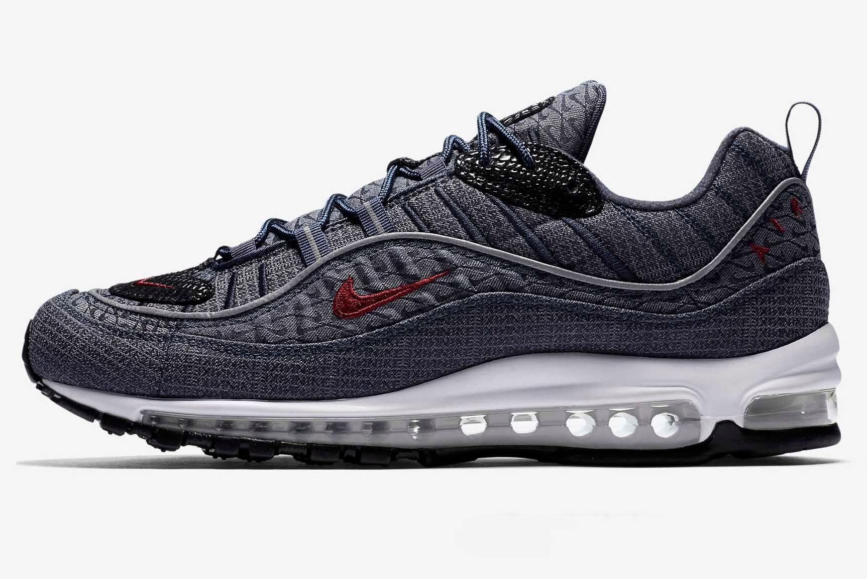 Nike Air Max 98 Denim 924462 4002