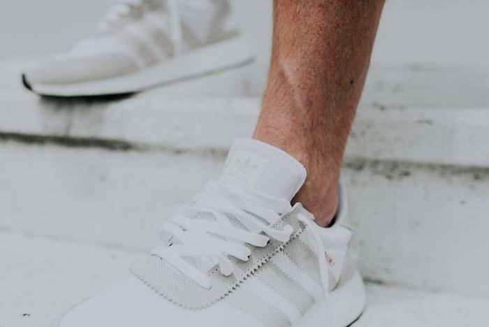 Adidas Iniki Runner Pearl Grey 6