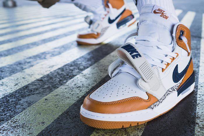 Jordan Legacy 312 Nike Pack 4