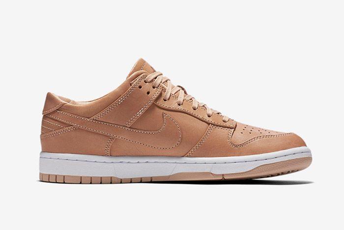 Nike Dunk Lux Low Vachetta Tan 5