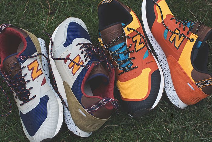 Extra Butter X New Balance Trailbuster Re