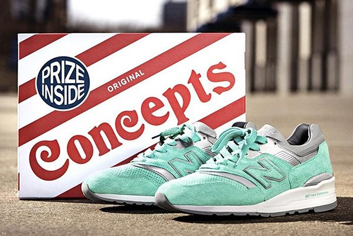 Concepts X New Balance City Rivalry Pack3