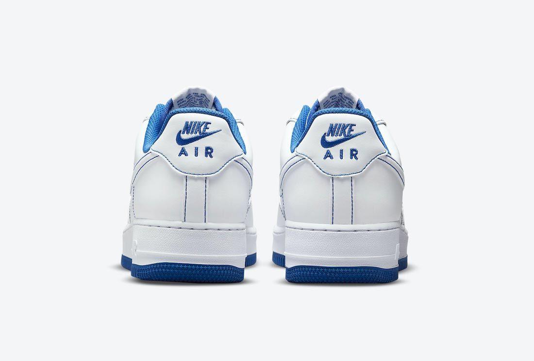Nike Air Force 1 'Game Royal'