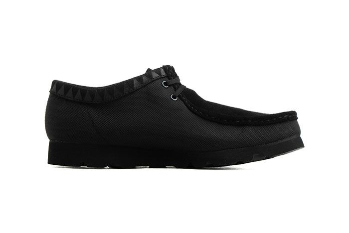 Neighborhood Clarks Wallabee Medial