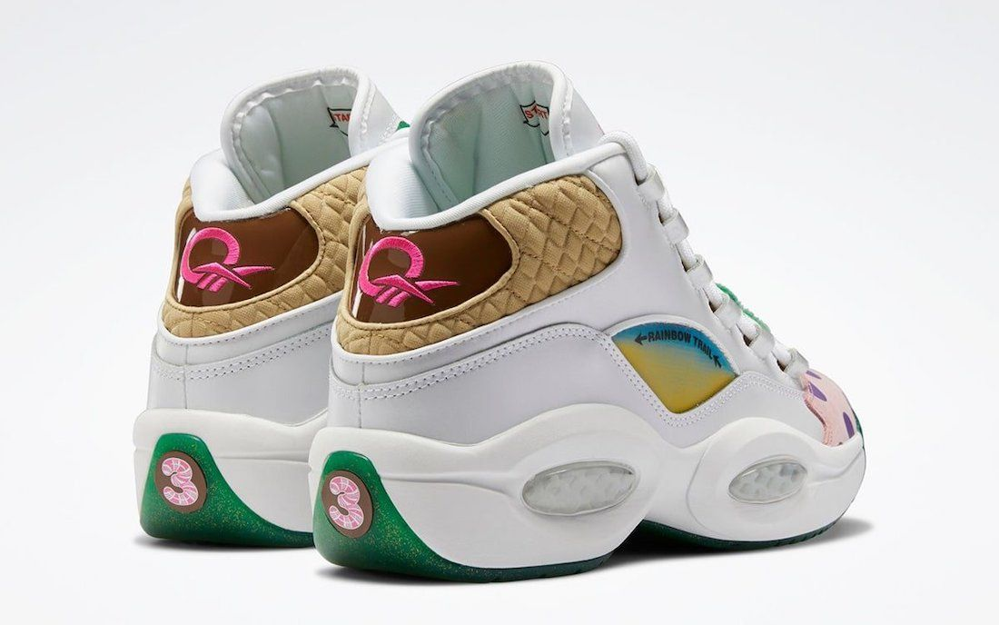 Reebok Question Mid 'Candy Land'