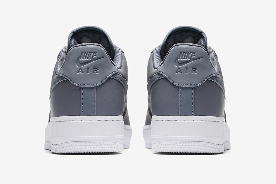 Nike Air Force 1 Refelctive Swoosh Pack 13