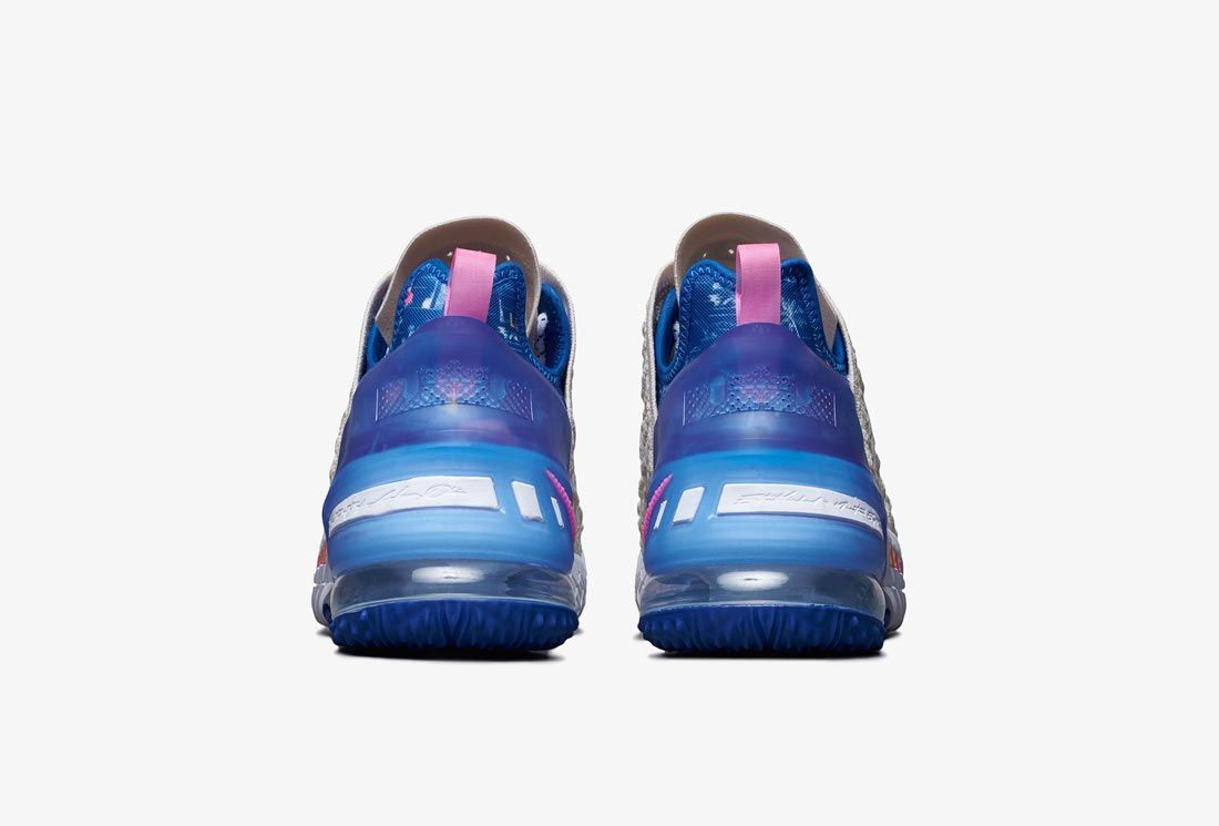 Nike LeBron 18 'Los Angeles By Day'