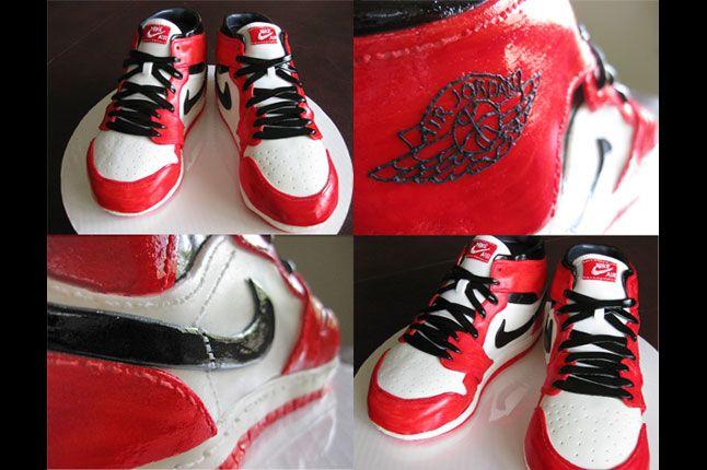 Sneaker Freaker Sneaker Cakes Jordan 1 1