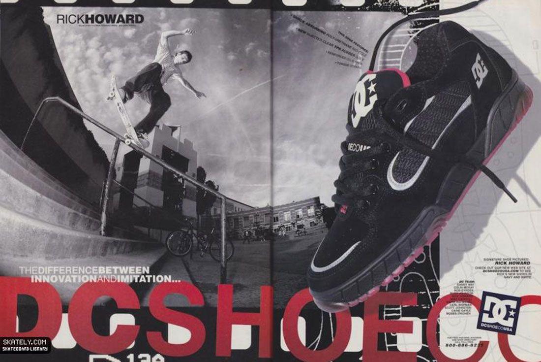 Rick Howard 1 Dc Shoes Ad Skately