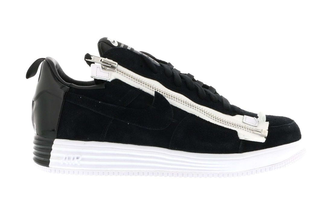 Acronym Lunar Black Nike Air Force 1 Best Feature