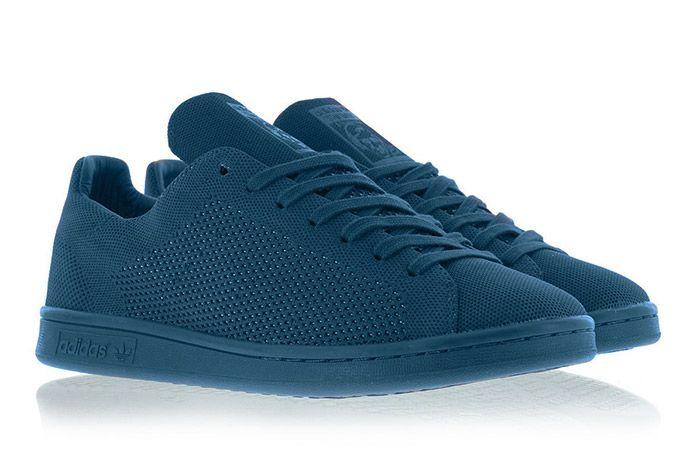 Adidas Stansmith Primeknit Blue