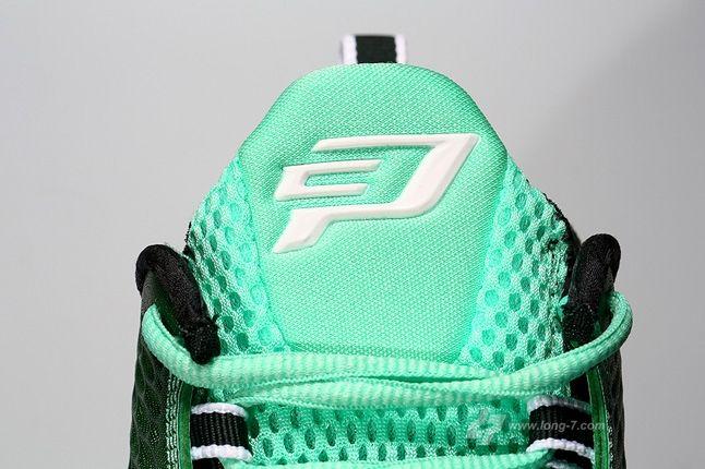 Air Jordan Cp3 Vi Mint Tongue Detail 1