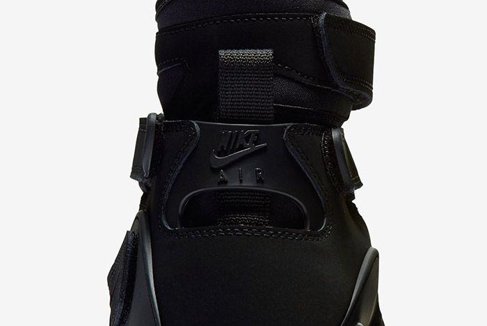 Nike Air Unlimited Black 8