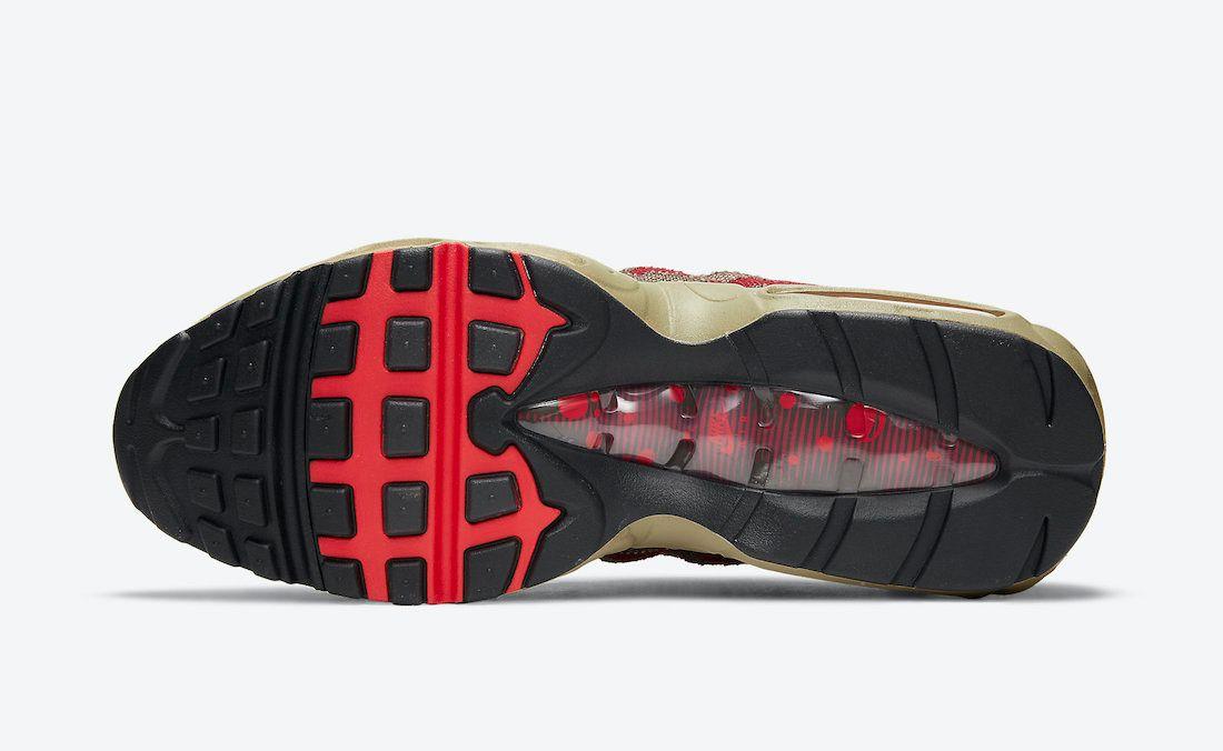Nike Air Max 95 'Freddy Krueger'