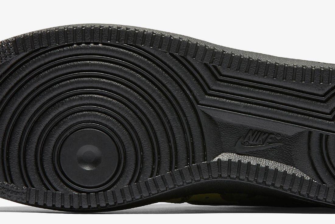 Nike Air Force 1 Camo Reflective 9