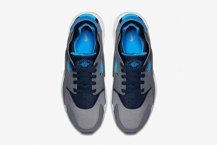 Nike Air Huarache Photo Bluemidnight Navy 3