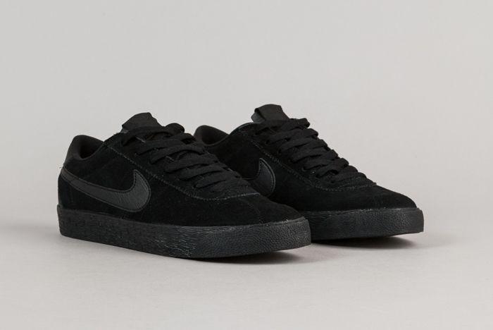 Nike Sb Bruin Premium Shoes Anthracite