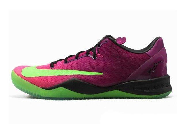 Nike Kobe 8 System Mc Profile 1