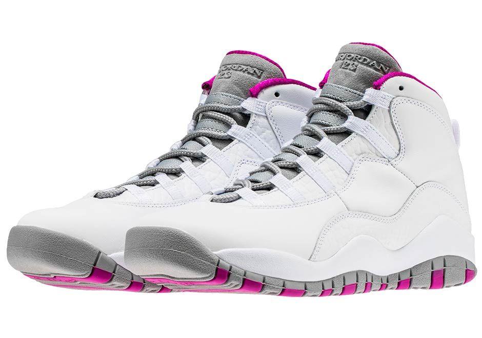 Air Jordan 10 Maya Moore Release Date 2