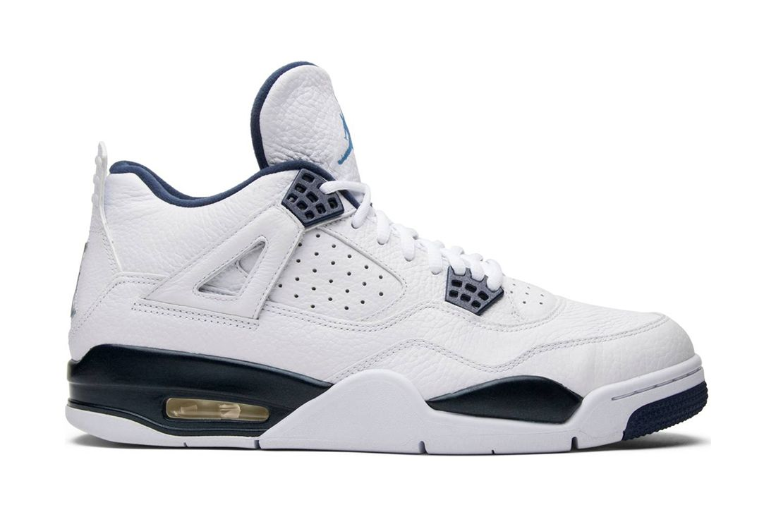 Columbia Air Jordan 4 Best Greatest Ever All Time Feature