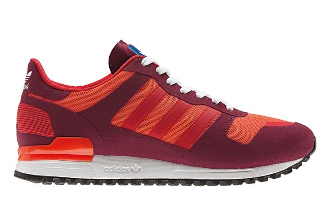 Adidas Spring Summer Neon Running Pack Red Profile 1