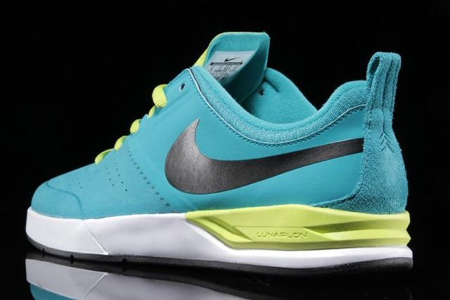 Nike Sb Project Ba Turbo Green Rust Factor 3