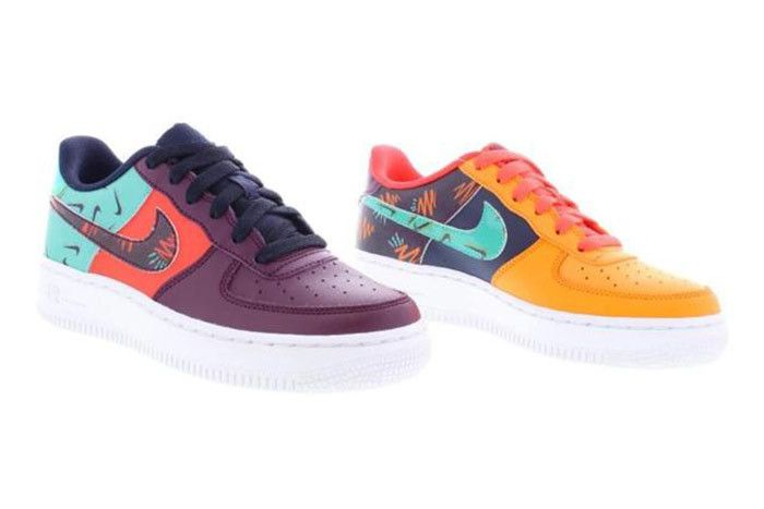 Nike Af1 What The 90S
