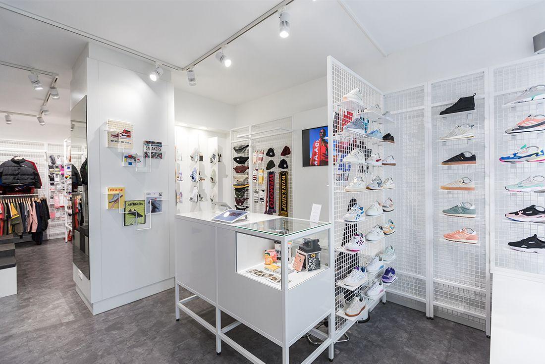 Sneaker Freaker Acribik Store Bonn