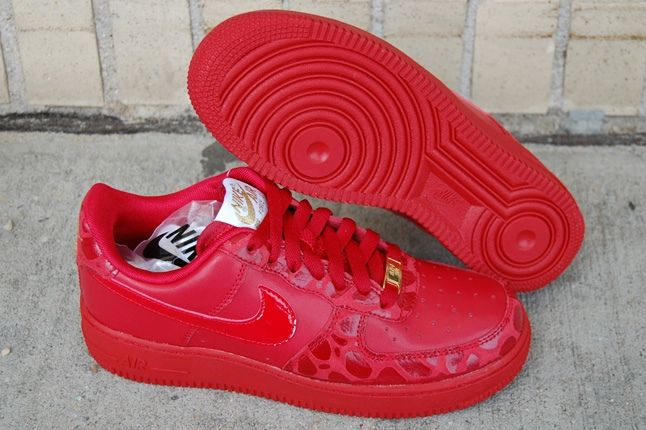 Nike Af1 Valentines 3 2