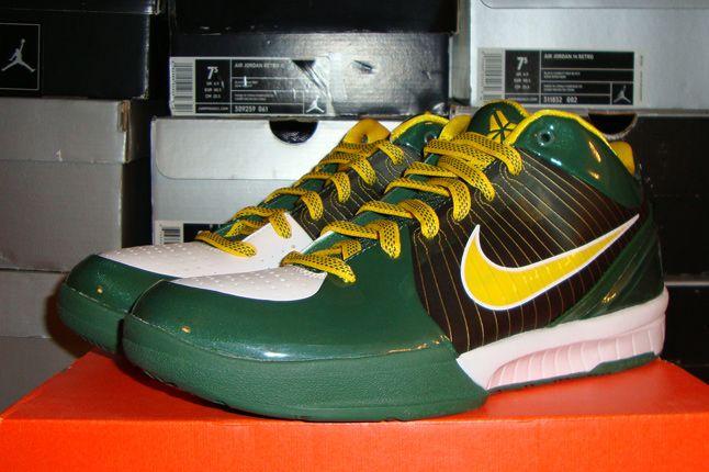 Rebecca Dahms Wmns Basketball Collection Nike Air Kobe 4 Rice 1