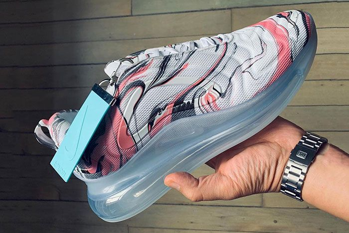 Jeff Staple Nike Air Max 720 In Hand1
