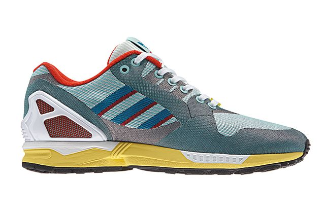 Adidas Originals Zx Flux 000 Og Weave Pack 13
