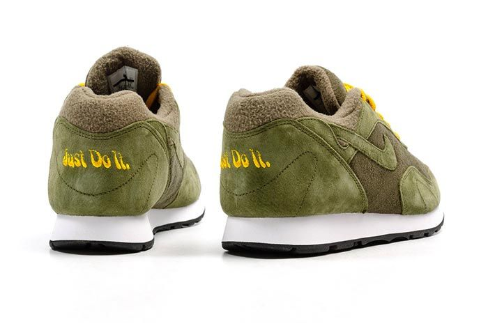 Nike Outburst Olive Canvas 5