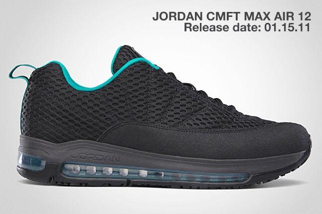 Jordan Cmft Max Air 12 Fresh Water 1