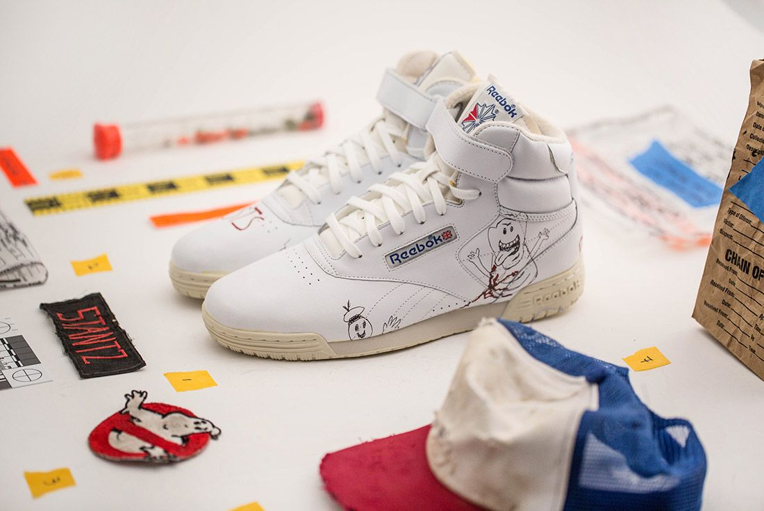 Bait Ghostbusters Reebok Stranger Things Vintage 1