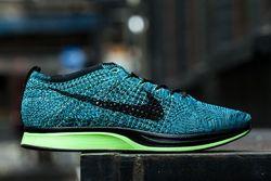 Nike Flyknit Racer Blue Lagoon Thumb