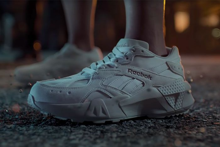 Reebok Atrek Double Storm The Court Promo Side Shot