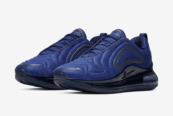 Nike Air Max 720 Midnight Navy Pair