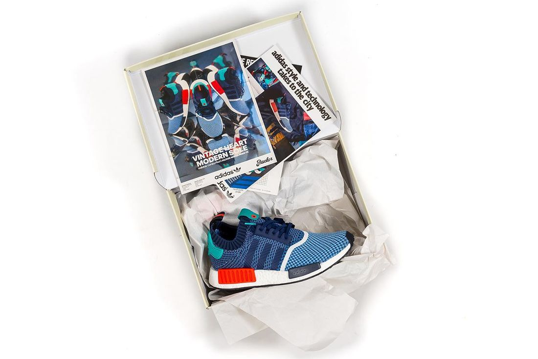 Packer X Adidas Nmd R1 5 1